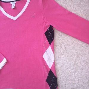 Darling golf sweater
